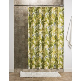 Online Reviews Munich Cotton Shower Curtain By Bay Isle Home