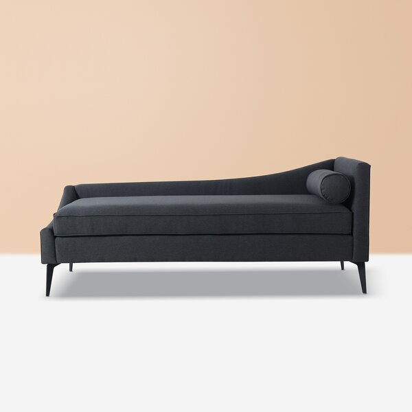 Winsford Chaise Lounge By Everly Quinn