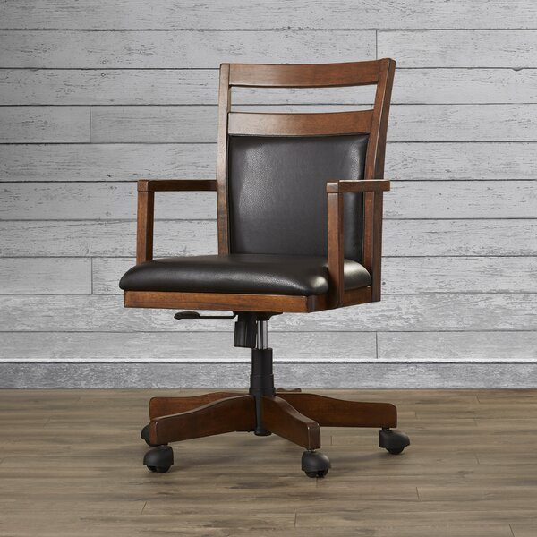 Bouley Desk Chair by Three Posts