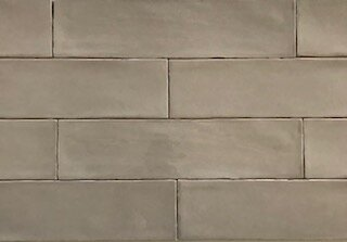 "Bricks 3"" x 12"" Porcelain Subway Tile in Sabbia"