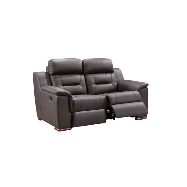 Kreger Air Reclining Loveseat by Latitude Run