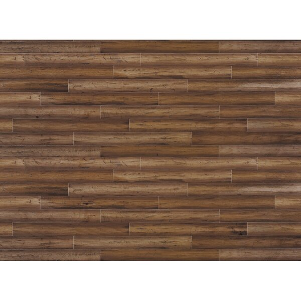 Hometown 5 Engineered Hickory Hardwood Flooring in Palomino by Mannington