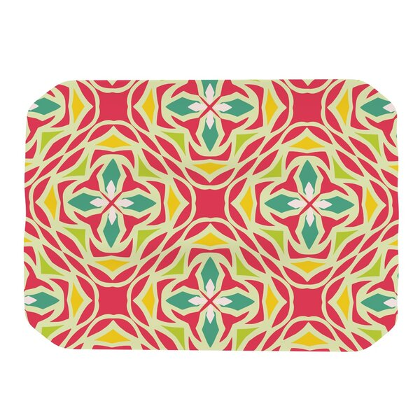Christmas Carnival Placemat by KESS InHouse