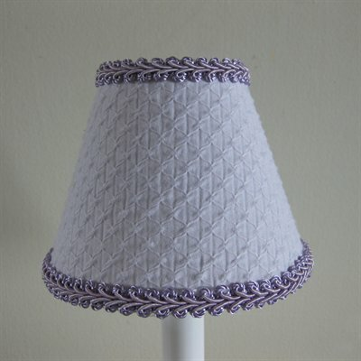 Slightly Lightly Lavender Night Light by Silly Bear Lighting