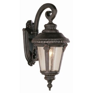 Read Reviews Hinckley Wall Lantern By Fleur De Lis Living