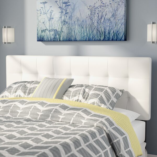 Francis Upholstered Panel Headboard by Zipcode Design