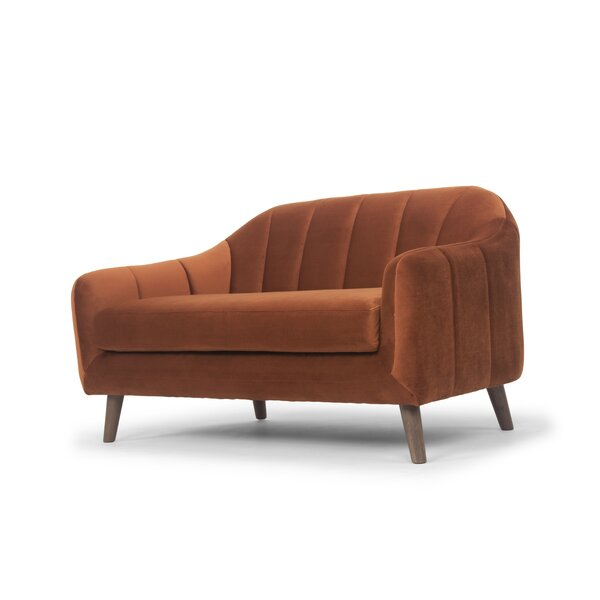 New Look Collection Boevange-sur-Attert Loveseat by Mistana by Mistana