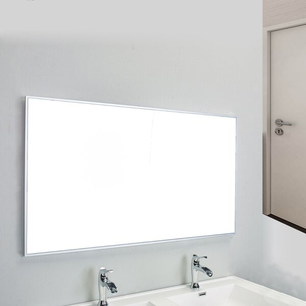 Tinney Bathroom Wall Mirror by Latitude Run