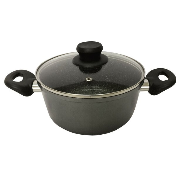 Strauss Round Non-Stick Tough Induction Casserole by MyCuisina