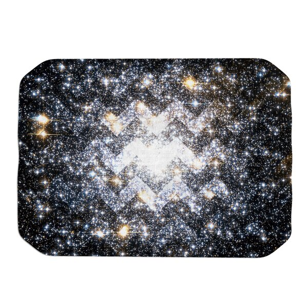 Messier Chevron Placemat by KESS InHouse