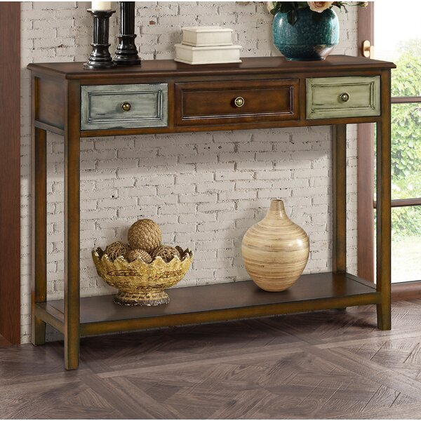 Review Weddle Console Table