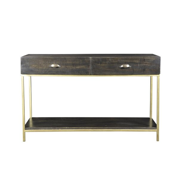 Khiem Console Table by 17 Stories