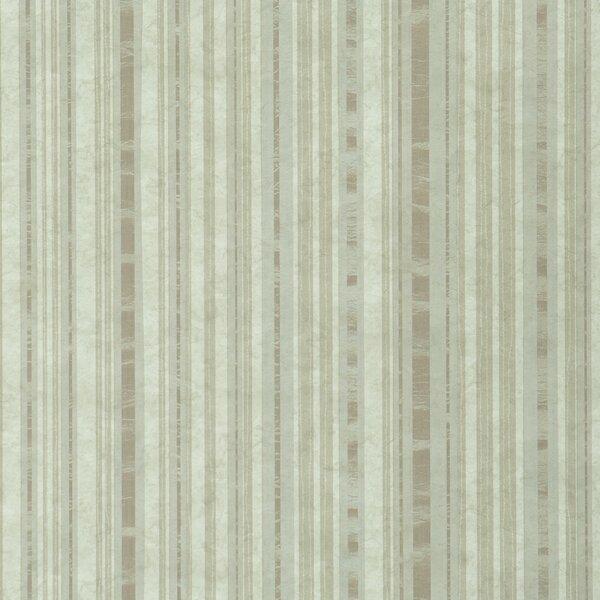 Cover 32.97 x 20.8 Striped Wallpaper by Walls Republic