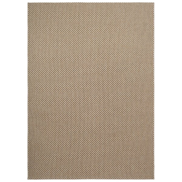 Folger Tan Area Rug by Ebern Designs