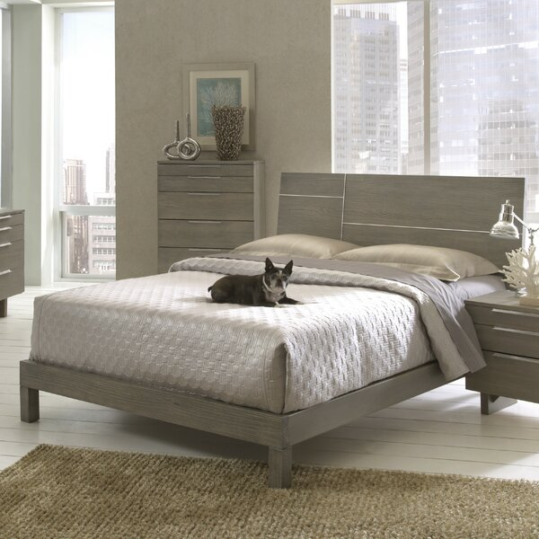 Platform Bed by Minick Wood Products