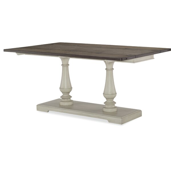 Ornithogale Flip Top Console Table by Lark Manor