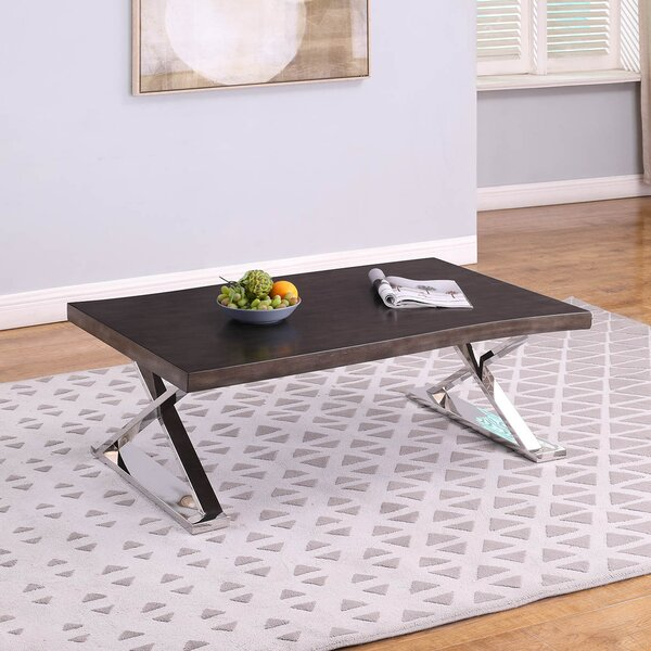 Free S&H Curt Sled Coffee Table
