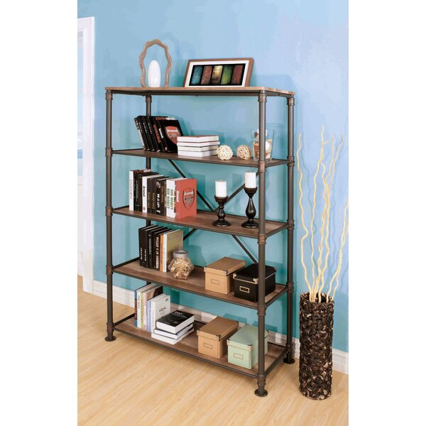 Eugenie Etagere Bookcase by 17 Stories