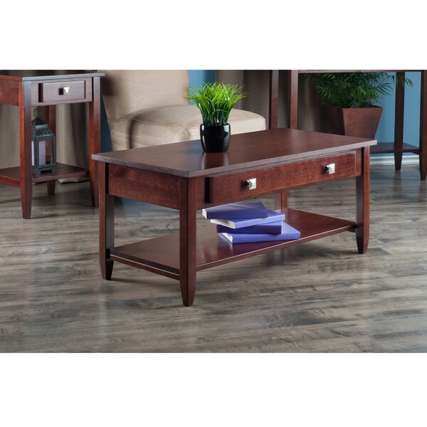 Mccrea Coffee Table With Storage By Red Barrel Studio