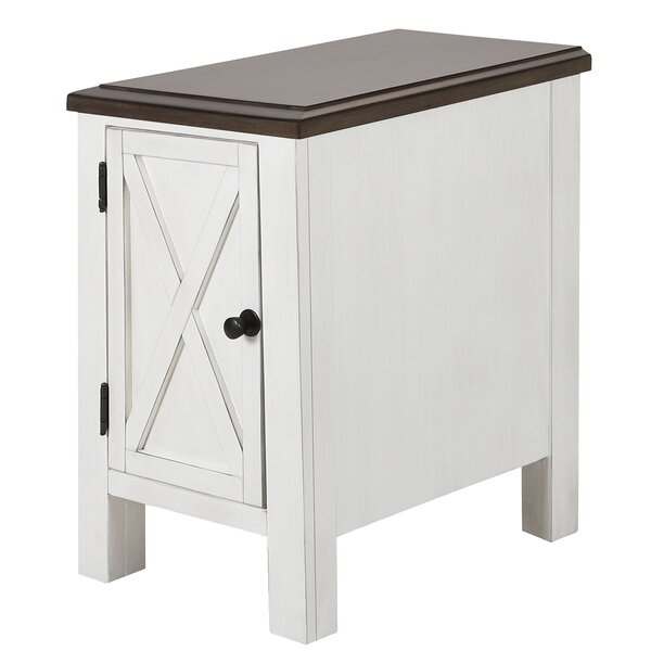 Paramore End Table With Storage By Gracie Oaks