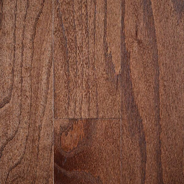Riga 5 Engineered Oak Hardwood Flooring in Brown by Branton Flooring Collection
