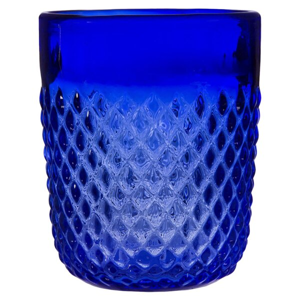 Henthorn Corrie Double Old Fashioned Glass (Set of 4) by Highland Dunes