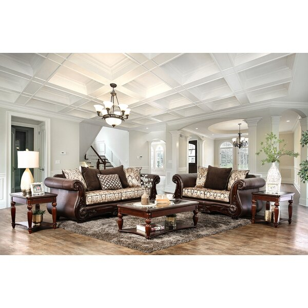 Dolliver Configurable Living Room Set by Astoria Grand