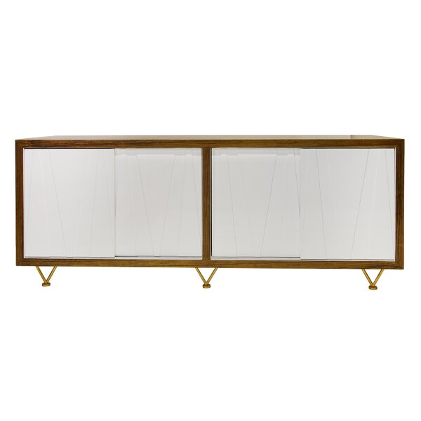 Worlds Away Brown Console Tables