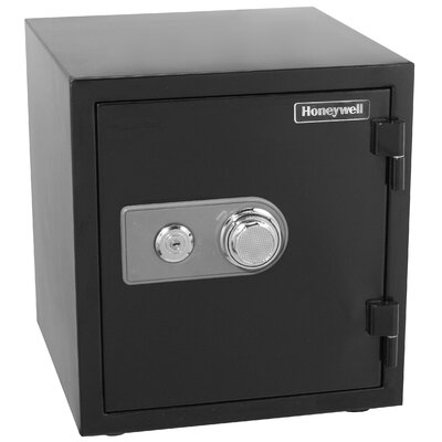 Security Safe With Combination Lock Honeywell Size: 1.2 CuFt