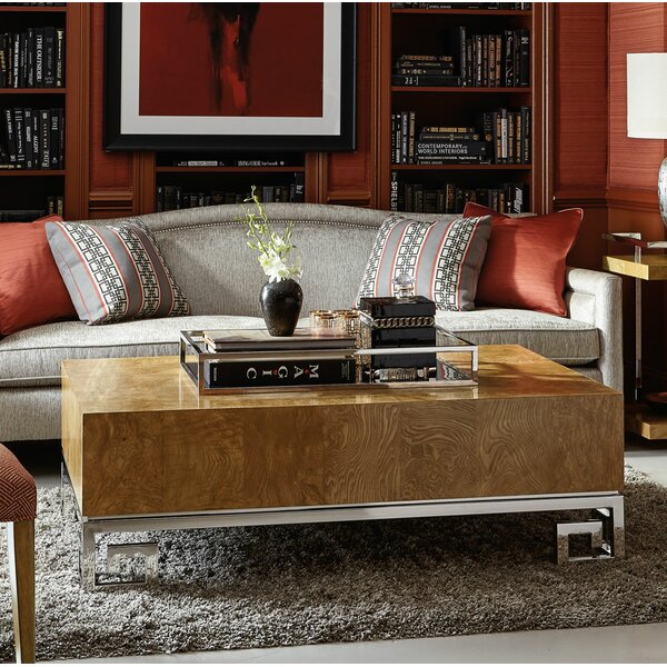 Soho Luxe Coffee Table by Bernhardt