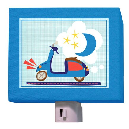 Vroooom Night Light by Oopsy Daisy