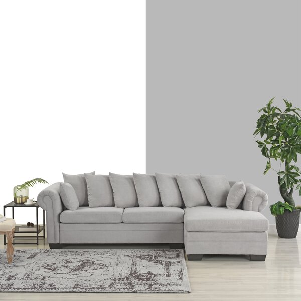 Weldy Modern Sectional by Winston Porter