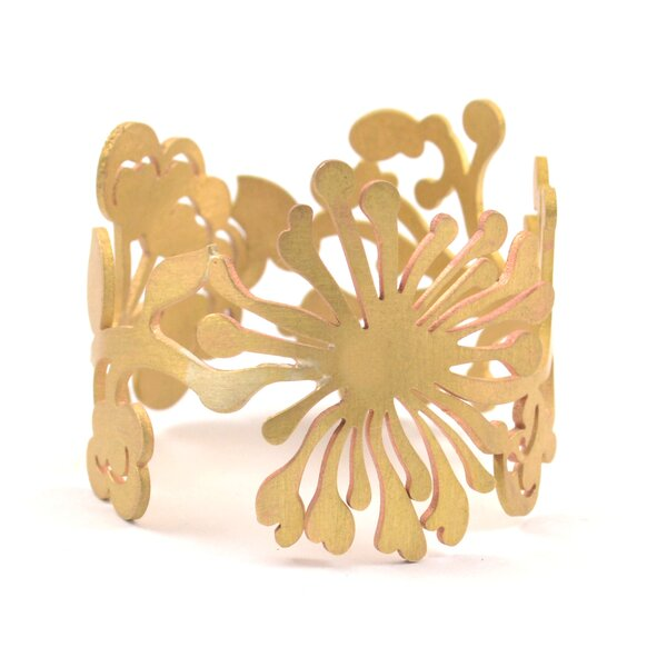 Ferrill Floral Wreath Napkin Ring by The Holiday Aisle