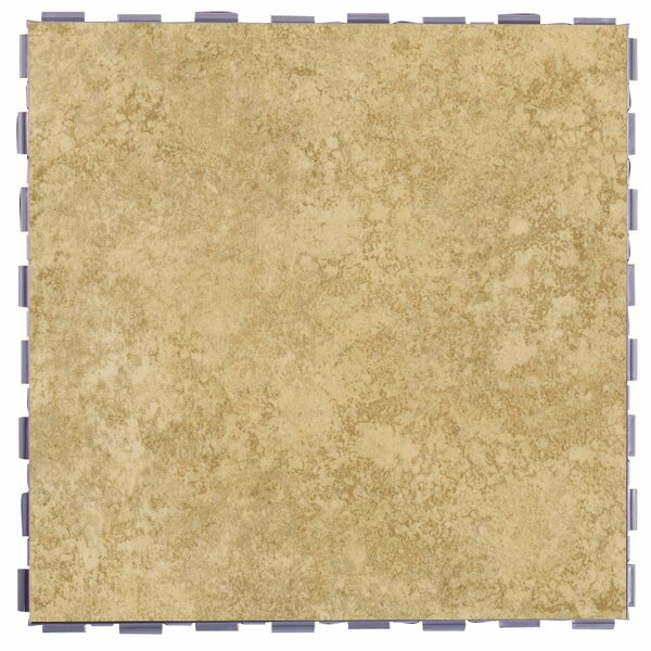 Classic Standard 12 x 12 Porcelain Field Tile in Sand by SnapStone