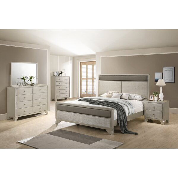 Yates Standard 4 Piece Bedroom Set By Rosdorf Park 2019 Online