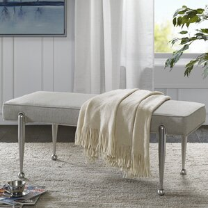 Grace Upholstered Bench by Madison Park Signature