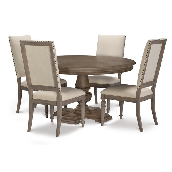 Bonham 5 Piece Extendable Dining Set by Darby Home Co Darby Home Co