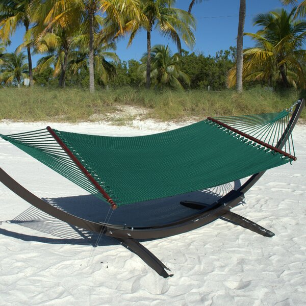 Sato Double Polyester Hammock by Latitude Run