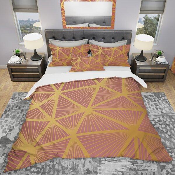 Modern Duvet Cover Set by East Urban Home