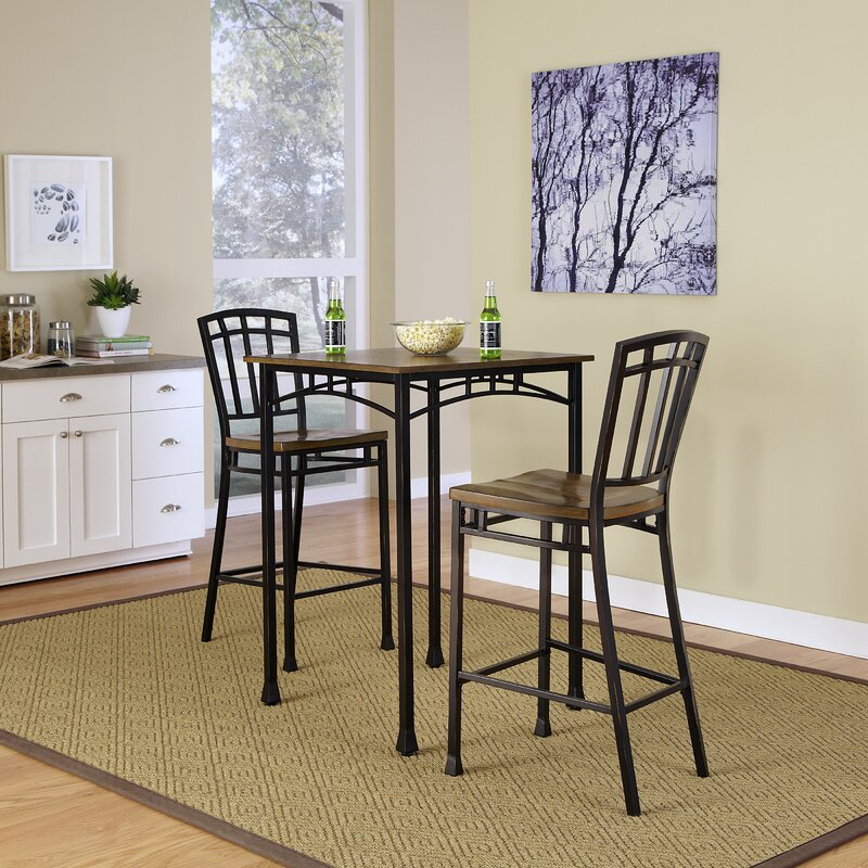 Bilboa Sunset Park Pub Table & Pub Tables u0026 Bistro Sets Youu0027ll Love | Wayfair islam-shia.org