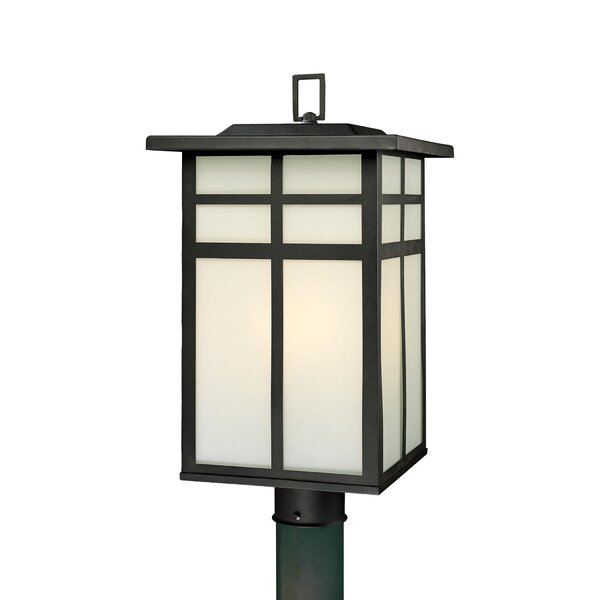 Bonfield Outdoor 3-Light Lantern Head by World Menagerie