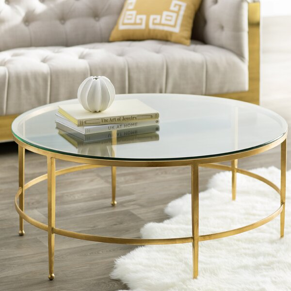 Arlington Coffee Table by Willa Arlo Interiors
