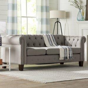 Price comparison Three Posts Trevino  Chesterfield Sofa