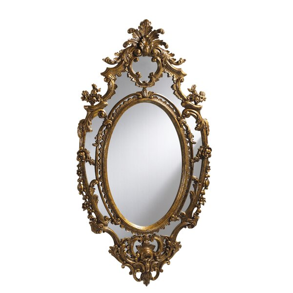 Hawthorn Accent Mirror by Astoria Grand