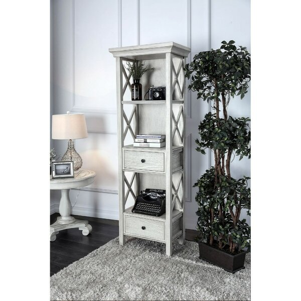 Elijah Etagere Bookcase By One Allium Way
