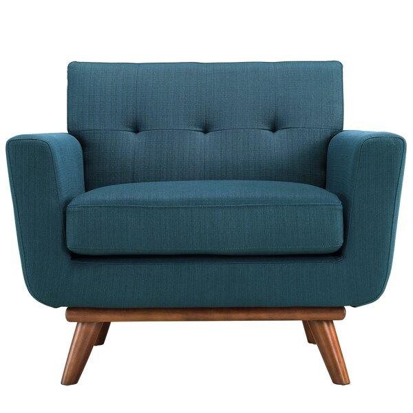 langley street johnston armchair reviews wayfair. Black Bedroom Furniture Sets. Home Design Ideas