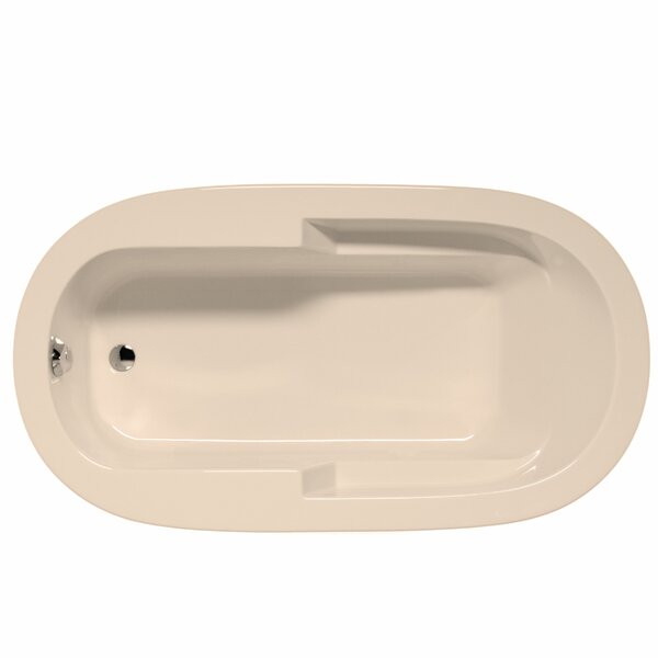 Marco 66 x 42 Soaking Bathtub by Malibu Home Inc.