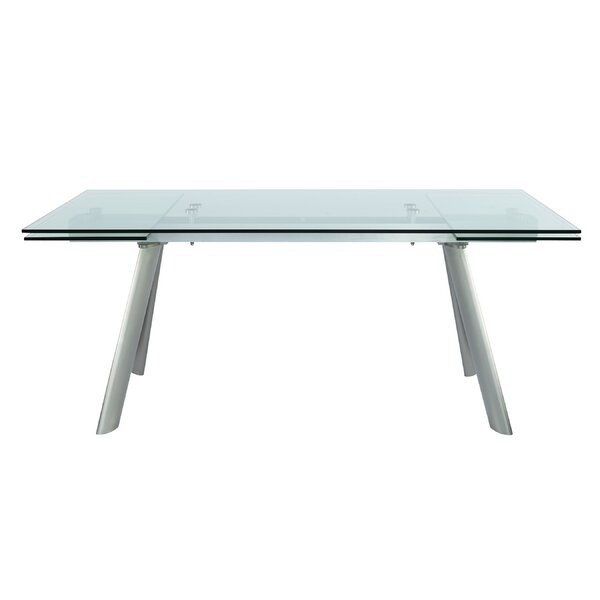 Amerson Extendable Dining Table by Brayden Studio