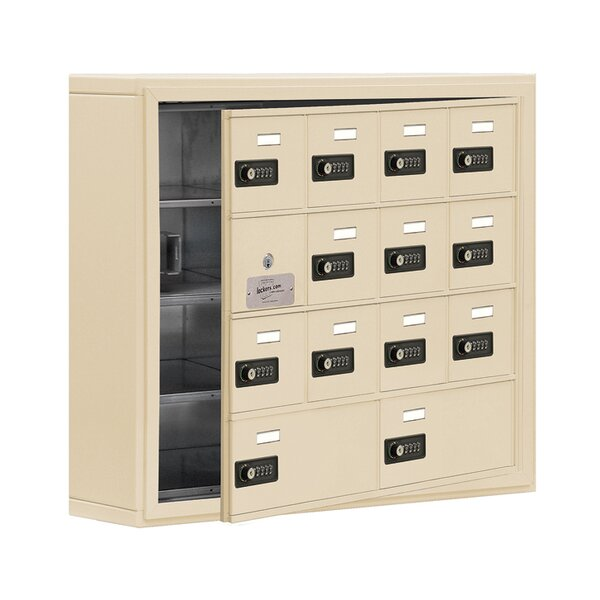 13 Door Cell Phone Locker by Salsbury Industries