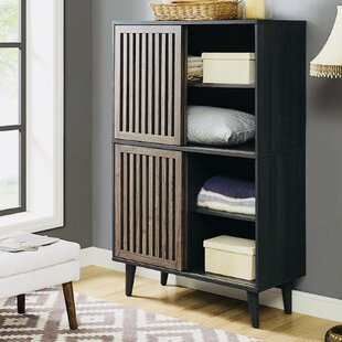 Brockway 4 Door Accent Cabinet